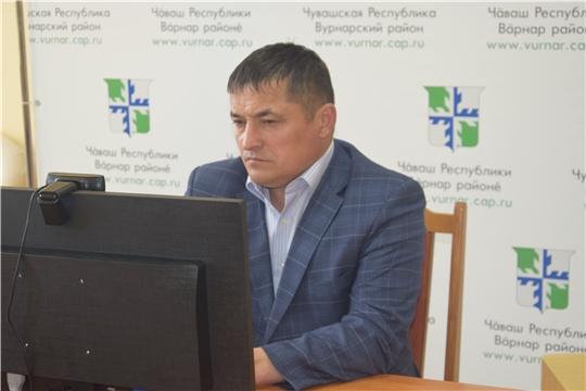 Состоялся обучающий семинар общественных наблюдателей на общероссийском голосовании по поправкам в Конституцию Российской Федерации в формате видеоконференцсвязи