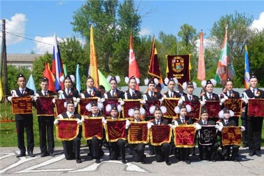 Выступления кадетов Калининской школы получили высокую оценку организаторов Всероссийского интернет-конкурса
