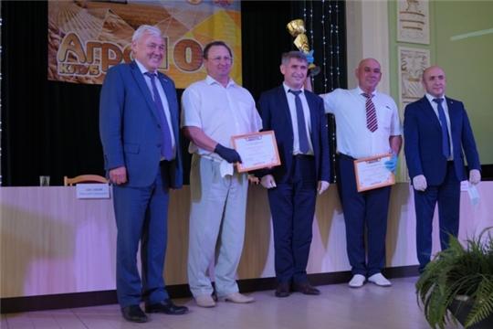 Сельскохозяйственные предприятия района – в числе 100 лучших в регионе