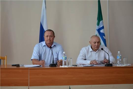Выборы депутатов Вурнарского районного Собрания депутатов седьмого созыва назначены на 13 сентября 2020 года
