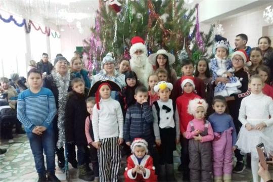 Новогодние представления в Асламасском СДК прошли на «Ура!!!»