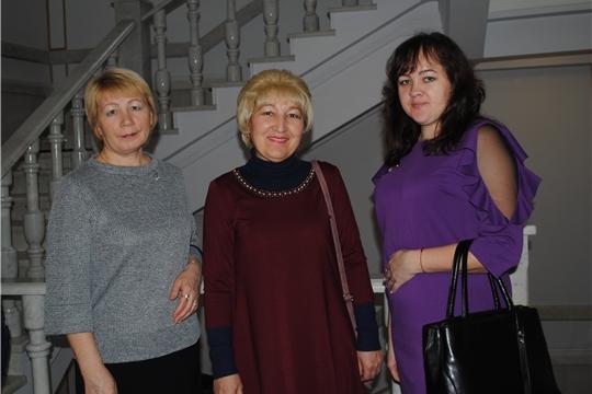 В Чебоксарах отметили День российской и чувашской печати