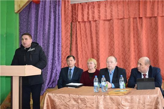 Отчет главы Кильдишевского сельского поселения Ядринского района Чувашской Республики