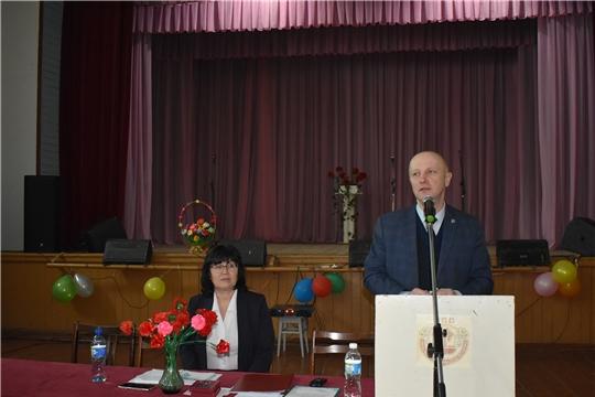 Отчет главы Чебаковского  сельского поселения Ядринского района Чувашской Республики