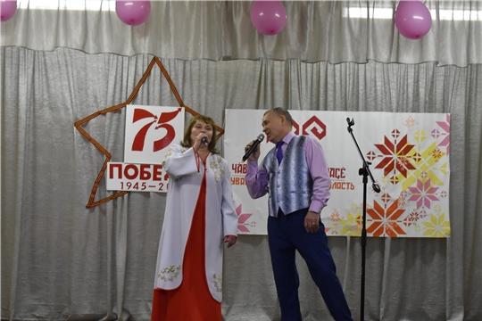 Новые грани народного творчества раскрывает районный фестиваль  имени А. В. Асламаса