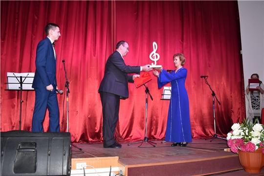 Открытие городского фестиваля народного творчества им. А.В. Асламаса