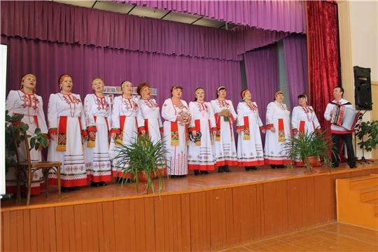 Отчетный концерт Кукшумского сельского Дома культуры