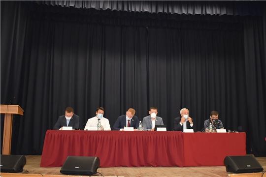 Кандидаты на пост Главы Чувашии выступили с основными тезисами своей предвыборной программы