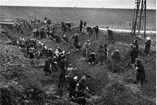 Сурский и Казанский оборонительные рубежи – пример трудового героизма чувашского народа