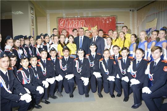 «Марафон 100-летия» открылся в Яльчикском районе