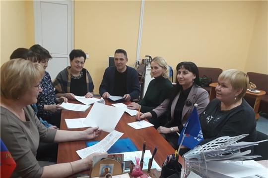 Состоялось выездное заседание Яльчикского  районного женского совета