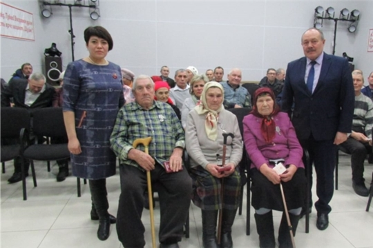 Состоялось очередное собрание граждан в Тоскаевском МКЦД