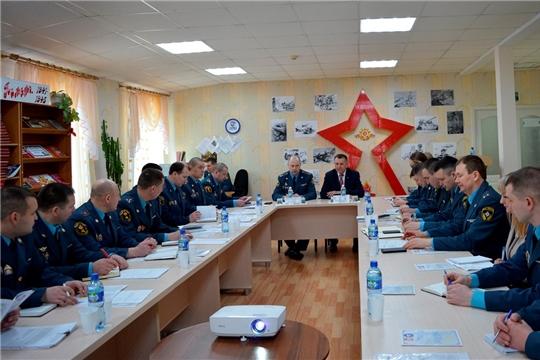 Семинар-совещание Главного управления МЧС России по ЧР