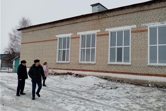 В Сабанчинском сельском доме культуры проведены ремонтные работы
