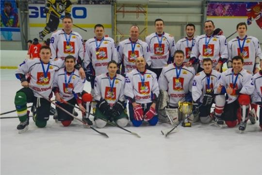 ХК «Яльчики» — победитель Ночной Хоккейной Лиги 2020 года