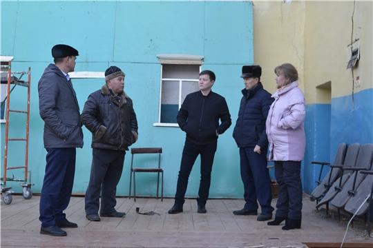 В Яльчикском районе обновляются учреждения культуры