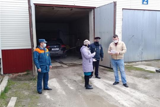 В Яльчикском районе выезды мобильных групп продолжаются