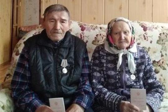 """В рамках акции """"Семья Победы"""""""