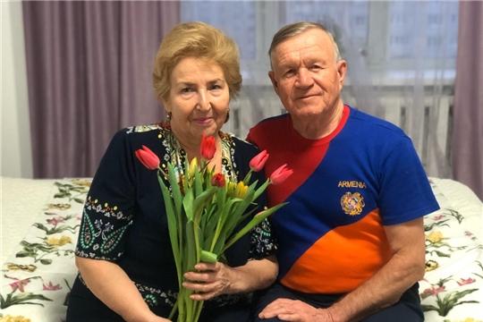 «Золотые» юбиляры супружеской жизни: семья Шаковых