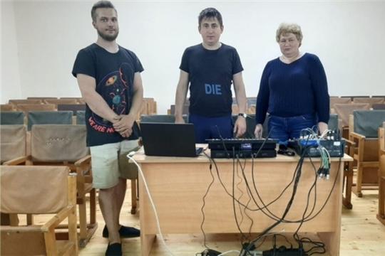 Новое звуковое и световое оборудование поступило в Малотаябинский дом культуры