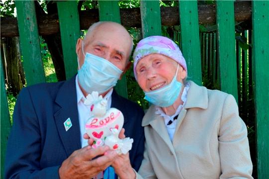 В канун Дня семьи, любви и верности в Яльчикском районе состоялось вручение медалей «За любовь и верность»