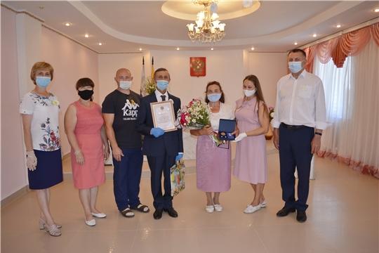 В Яльчикском районе отметили День семьи, любви и верности