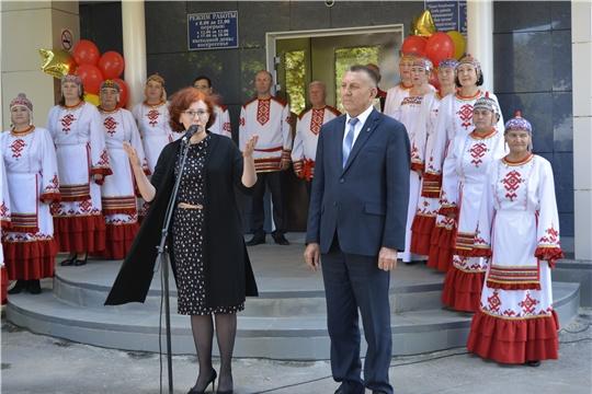 Престольный праздник села Яльчики встретили открытием культурных объектов