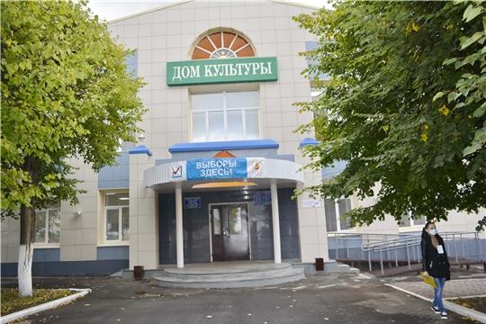 Выборы в Яльчикском районе