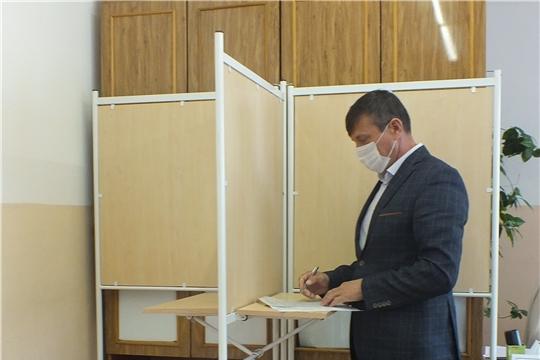 Единый день голосования в Большеяльчикском сельском поселении