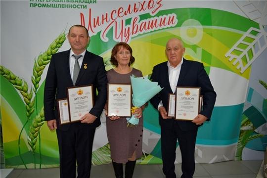 День работника сельского хозяйства и перерабатывающей промышленности в Чебоксарах