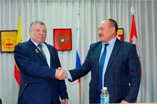 Заседание Собрания депутатов Яльчикского района (03.11.2020)