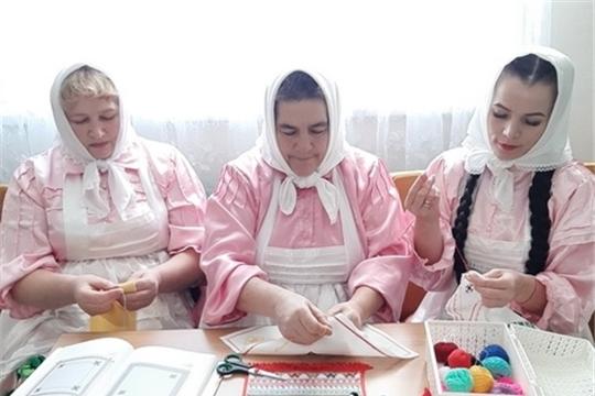 Чувашская вышивка – великое культурное наследие, часть истории народа