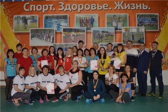 Состоялось соревнование по многоборью на Кубок главы администрации Янтиковского района среди женских команд