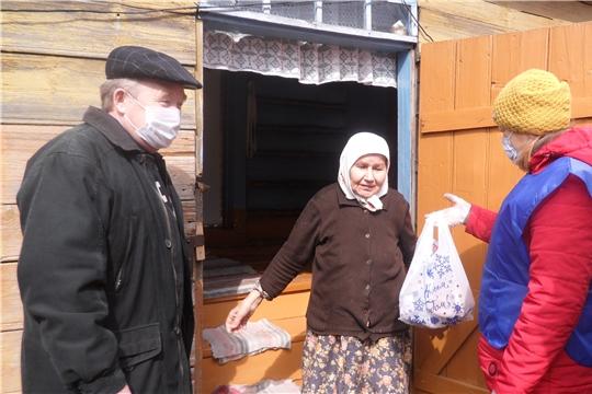 Гуманитарная помощь от депутата Госсовета Чувашии Елены Бадаевой