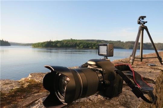 Объявлен фотокросс «В объективе – водоёмы Чувашии»
