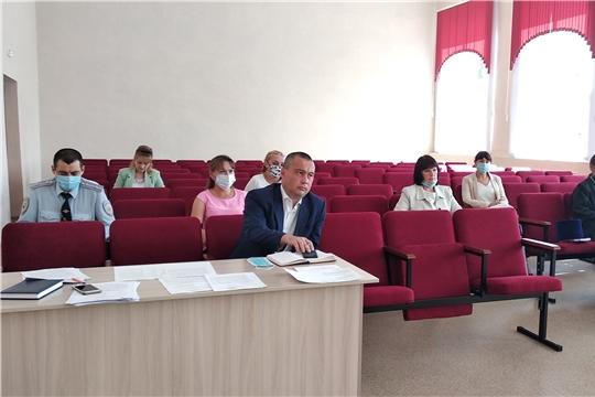 Состоялось совместное заседание Совета по делам национальностей и Совета по взаимодействию с религиозными объединениями Янтиковского района