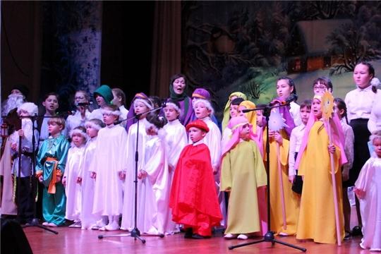 Рождественский фестиваль - светлый, радостный праздник