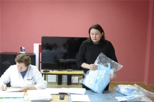 О мерах по предупреждению распространения распространения вируса 2019-nCoV обсудили на врачебной конференции в Цивильской ЦРБ