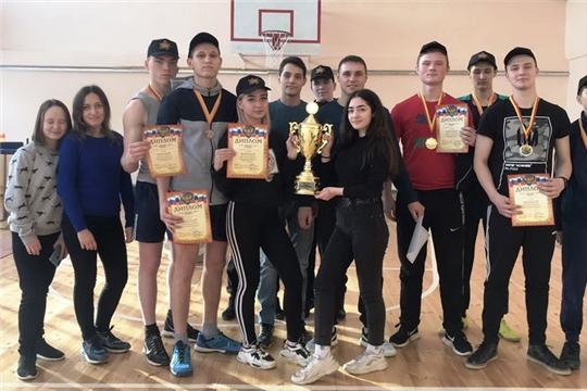 Команда ЦАТТ заняла I место в Республиканском турнире по армрестлингу
