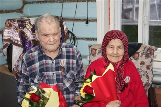 Продолжается вручение юбилейных медалей «75 лет Победы в Великой Отечественной войне 1941-1945 гг.»