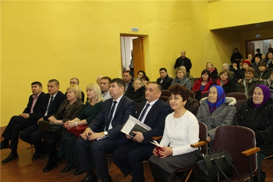 Глава администрации района Игорь Николаев встретился с жителями Опытного сельского поселения
