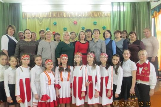 Районный методический фестиваль «Открытый урок родного (чувашского) языка и литературы – 2020»