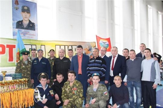 Состоялся XX турнир памяти Александра Сергеева, погибшего при выполнении воинского долга в Чеченской Республике