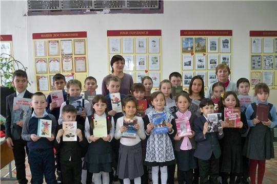 В Малоянгорчинской сельской библиотеке стартовал марафон «75 дней до 75-летия Победы»