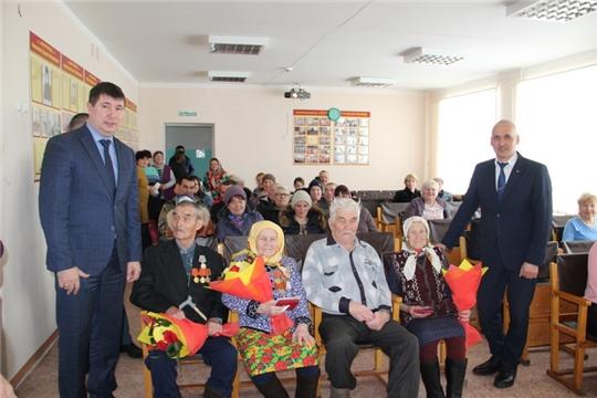 Глава администрации района Игорь Николаев встретился с населением Первостепановского сельского поселения