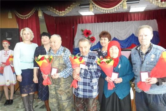 День администрации Чиричкасинского сельского поселения