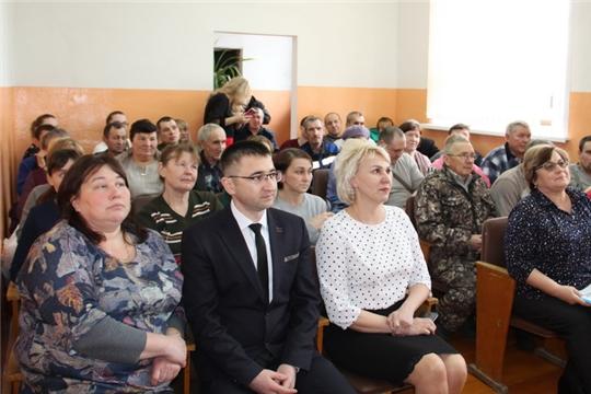 Работников ЖКХ поздравили с профессиональным праздником
