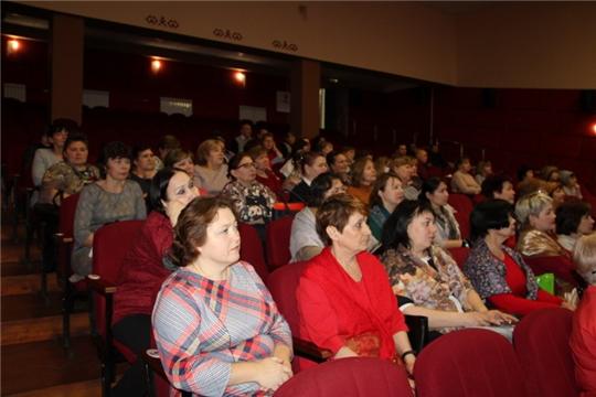 Работники культуры Цивильского района подвели итоги работы за 2019 год