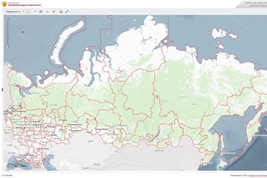 Росреестр обновил публичную кадастровую карту