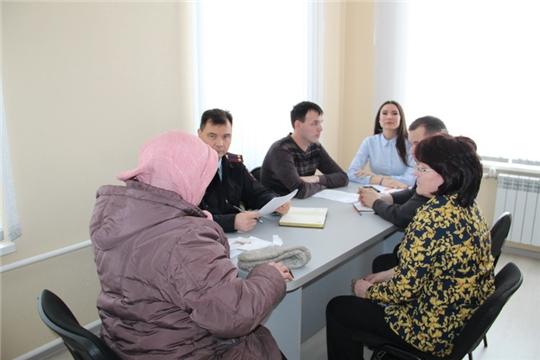 Состоялось заседание административной комиссии Цивильского района